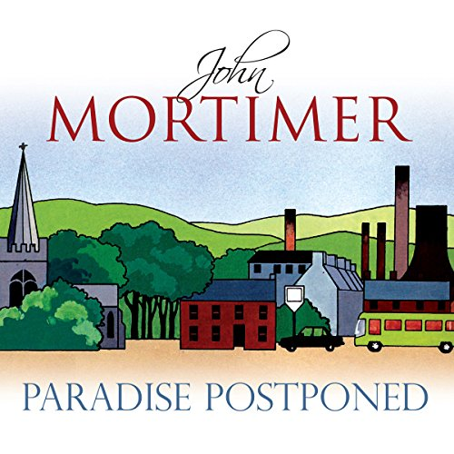 Paradise Postponed audiobook cover art