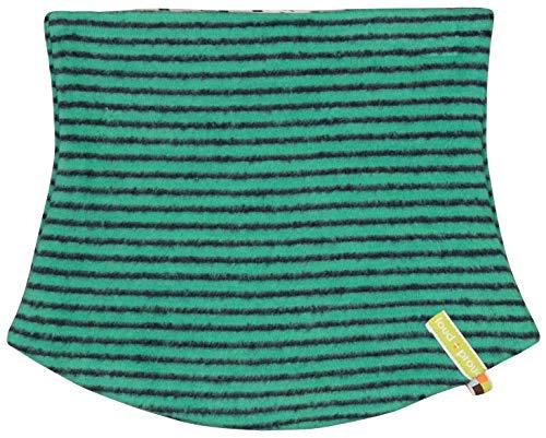 Loud + Proud Schlupfmütze Fleece Aus Bio Baumwolle, Gots Zertifiziert Bonnet, Vert (Jade Jad), 47/49 (Taille Fabricant: 98/104) Mixte bébé