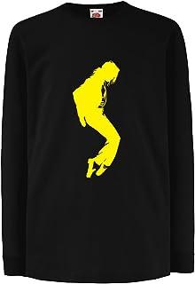 Camiseta para Niños Me Encanta MJ - Ropa de Club de Fans, Ropa de Concierto