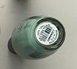 Pirates Caribbean Collection-P18 Mermaid's Tears Nail Lacquer Polish .5oz 1 Bottle.