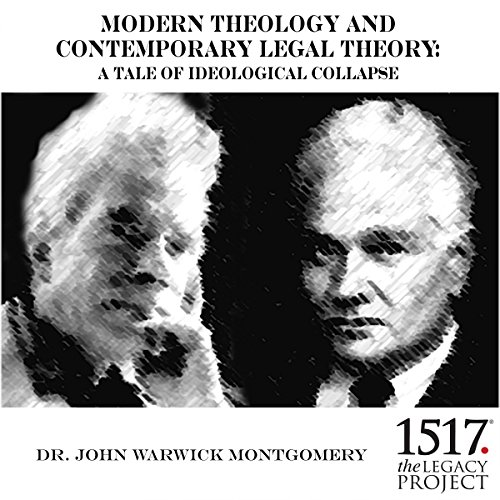 Modern Theology and Contemporary Legal Theory audiobook cover art