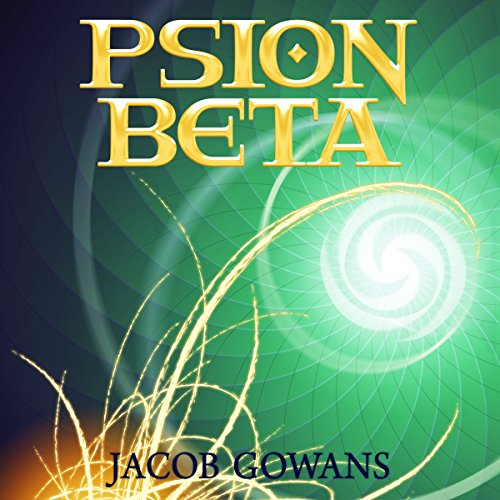 Psion Beta audiobook cover art