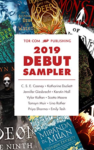 Tor.com Publishing 2019 Debut Sampler: Some of the Most Exciting New Voices in Science Fiction and Fantasy (English Edition)