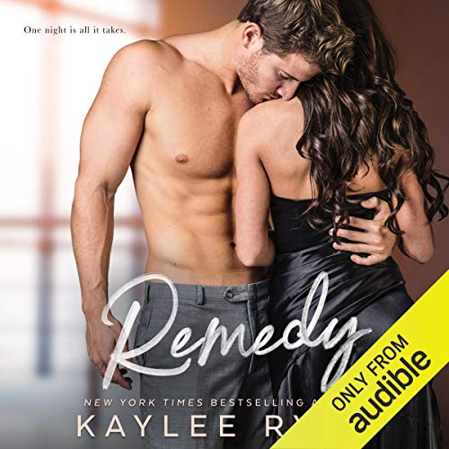 Remedy audiobook cover art