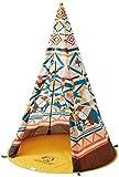 ロゴス テント SNOOPY KIDS Tepee 86001056