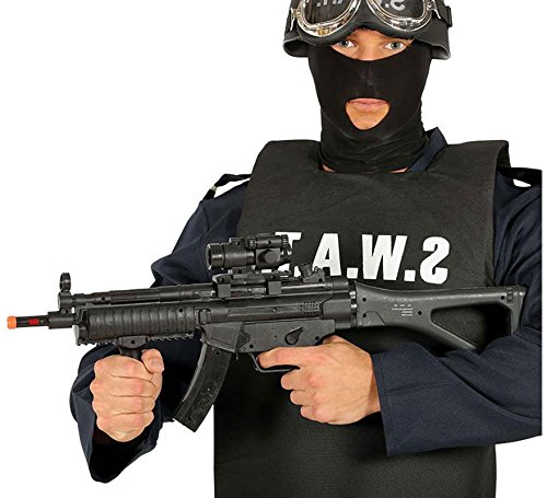 potente para casa Fusil de asalto FIESTAS GUIRCA Ejército 66 cm.