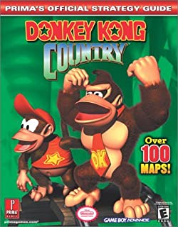 Donkey Kong Country (GBA) (Prima's Official Strategy Guide)