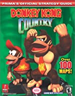 Donkey Kong Country - Prima's Official Strategy Guide de Prima Development