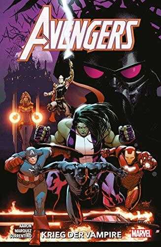 Avengers - Neustart: Bd. 3: Krieg der Vampire