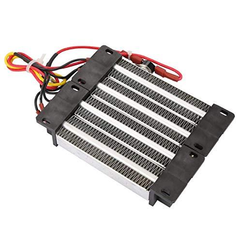 Calentador de aire de cerámica, calentador de aire PTC de 110 V / 220 V, instrumento para aire acondicionado, máquina de cortina de aire, calentador eléctrico(110V1000W)