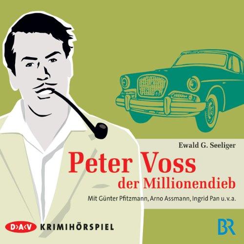 Peter Voss, der Millionendieb Titelbild