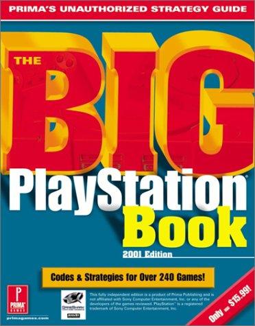 The Big Playstation Book 2001