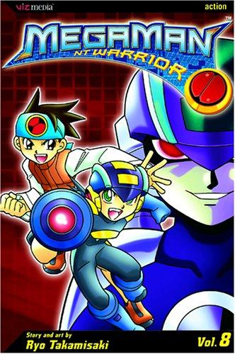 MegaMan NT Warrior, Vol. 8