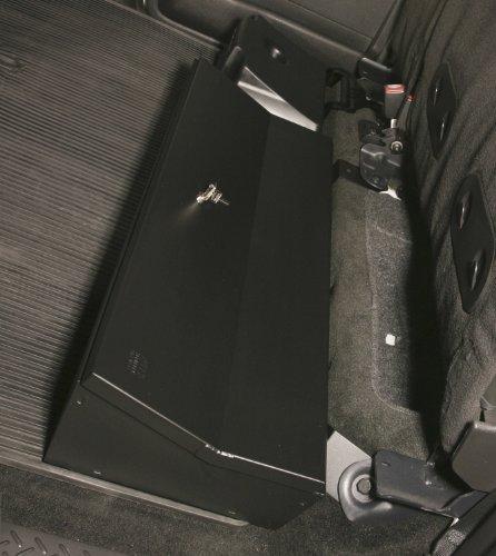 Tuffy 287-01 Under Seat Lockbox