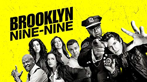 Wayne Dove Brooklyn Nine Nine Season 6 Póster en Seda/Estampados de Seda/Papel Pintado/Decoración de Pared C45289852