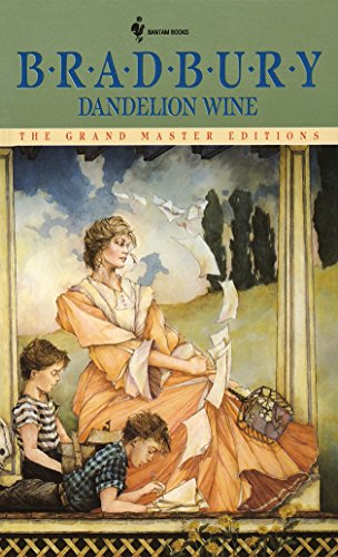 Dandelion Wine: A Novel (Grand Master Editions)