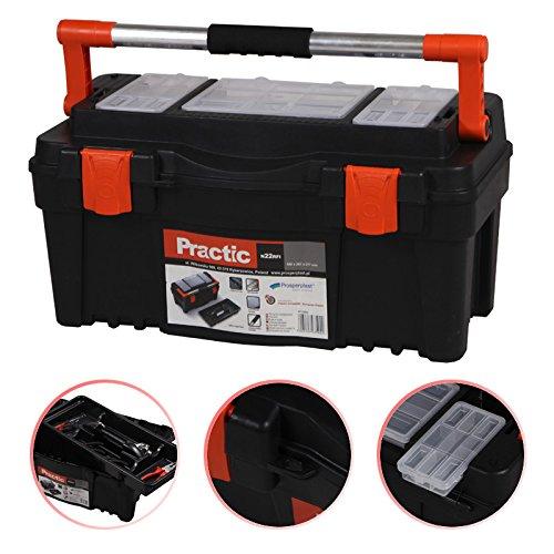 'Mallette à outils Boîte à outils Boîte d'assortiment Boîte à outils Practic RFI 22 55 x 27 x 28 cm