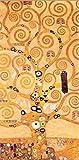 Stampa su Tela Canvas Klimt, L' Albero della Vita (1905-1909) 50x70cm Senza Telaio