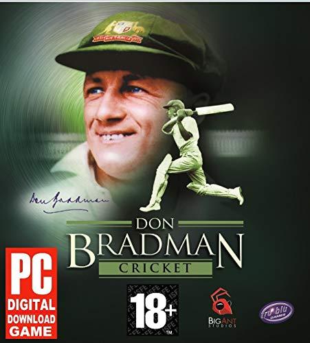 DON BRADMAN CRICKET 14   ( DIGITAL DOWNLOAD CODE NO CD/DVD ): FULL GAME (English Edition)