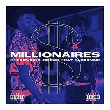 Millionaires (feat. 9lokkNine)