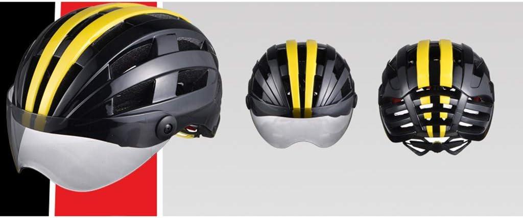 Fahrradhelm f/ür Erwachsene,Mountainbike Helm MTB Fahrradradhelme,Verstellbare Integral Geformte Leichte Helme f/ür M/änner und Frauen