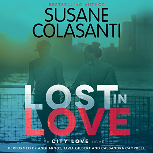 Lost in Love audiobook cover art