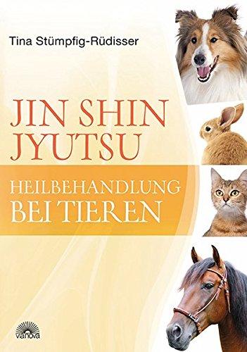 Jin Shin Jyutsu Heilbehandlung bei Tieren