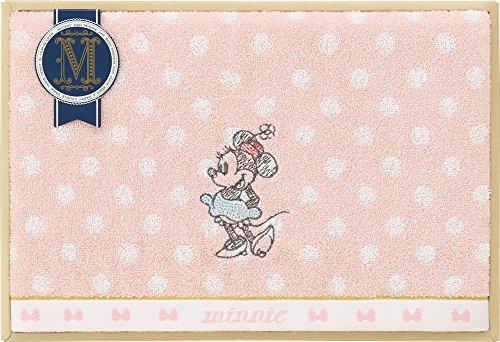 ディズニー グッドウィル バスタオル ピンク WB30704P 家庭日用品