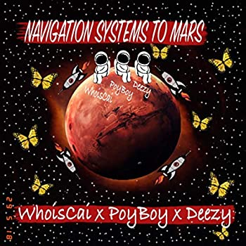 Navigation Systems To Mars