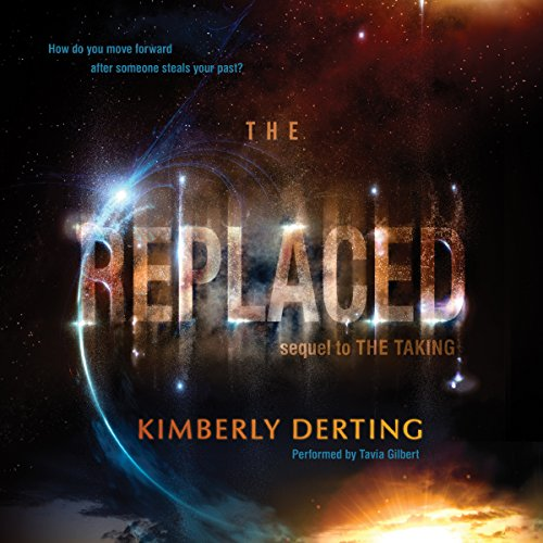 The Replaced audiobook cover art