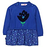 boboli 234032 Vestido, Azul (Azulón), 74 (Tamaño del Fabricante:74cm) para Bebés