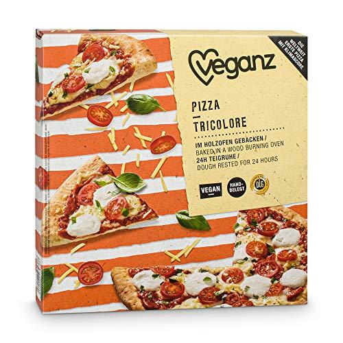 Veganz Pizza Tricolore, 360 g