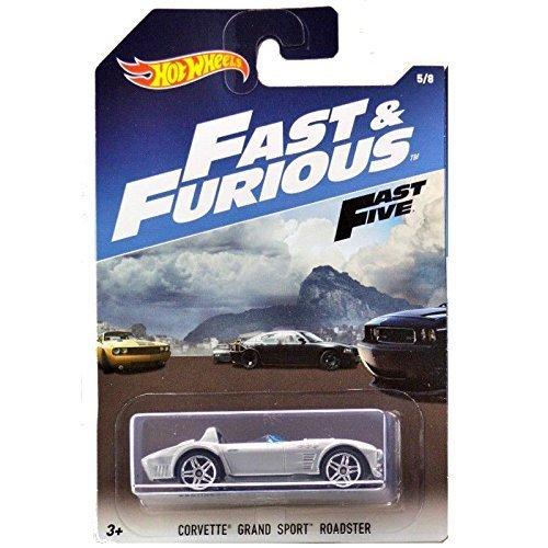 ワイルド・スピード ホットウィール 2017 ウォルマート限定 ダイキャストカー 1/64 ベーシックシリーズ #5/...