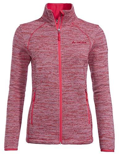 VAUDE Rienza II Veste Femme Bright Pink FR : XL (Taille Fabricant : 44)