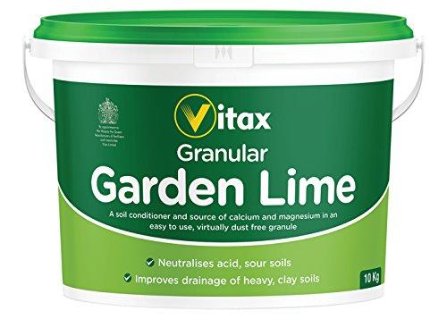 Vitax 10Kg Garden Lime