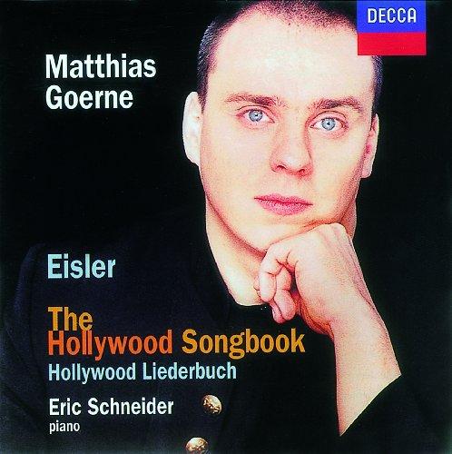 Eisler: The Hollywood Songbook (1943) - Die Maske des Bösen