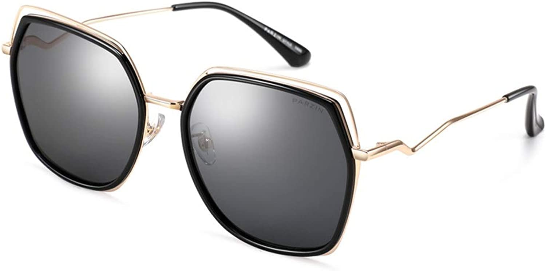 Sunglasses For Women, Big Box Retro Cat Eye Sunglasses Driving Driving Polarized Sunglasses Women, Multicolor Optional