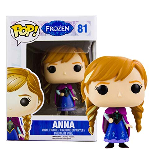 Funko Pop Movie : Frozen - Anna 3.75inch Vinyl Gift for Anime Fans for Boy