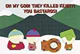 Close Up South Park Poster (70cm x 100cm)