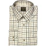Jack Pyke Countryman - Camisa de Cuadros - Marrón - L