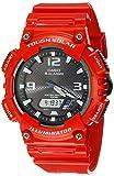 Casio Men's AQ-S810WC-4AVCF Analog-Digital Display Quartz Red Watch