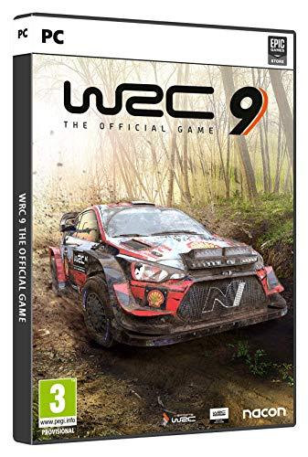WRC 9. World Rally Championship 9: The Official Game - Versión Española (PC)