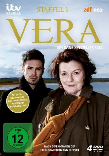 Vera: Ein ganz spezieller Fall - Staffel 1 [4 DVDs]