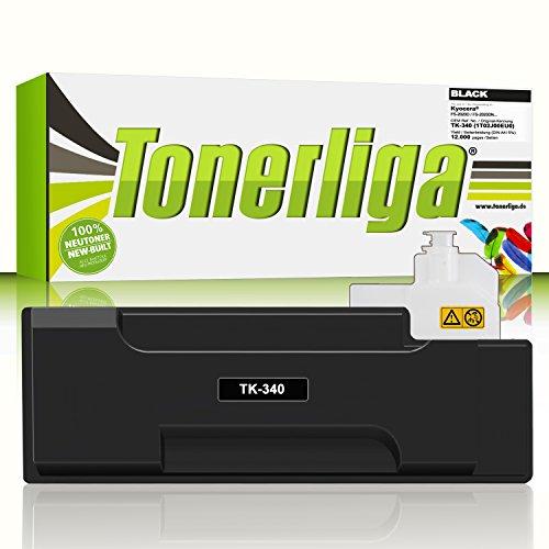 Neu Toner ersetzt Kyocera TK340 für FS-2020D / FS-2020DN, schwarz, 100% Neuware