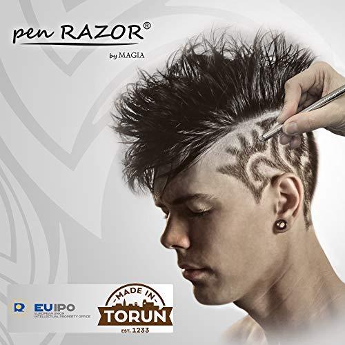 buenos comparativa Maquinilla de afeitar Magia Pen: maquinilla de afeitar innovadora, mango afilado, bolígrafo de corte, bolígrafo … y opiniones de 2021