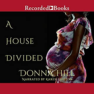 A House Divided                   By:                                                                                                                                 Donna Hill                               Narrated by:                                                                                                                                 Karen Chilton                      Length: 8 hrs and 34 mins     33 ratings     Overall 4.5