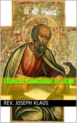 Couverture du livre Évangile gnostique de Jean