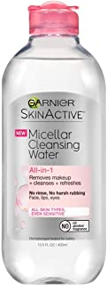 Garnier Garnier Skin Active Micellar Cleansing Water Makeup Remover 400ml