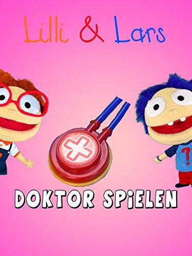 Doktor Spielen  - Lars bei der Vorsorgeuntersuchung mit Lilli