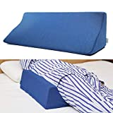 Wedge Pillow for Sleeping Body Position Side Pillows,for Adults, Side Sleeper, Pregnancy Belly, Back Body Positioning Support Pillow Wedge Cushion